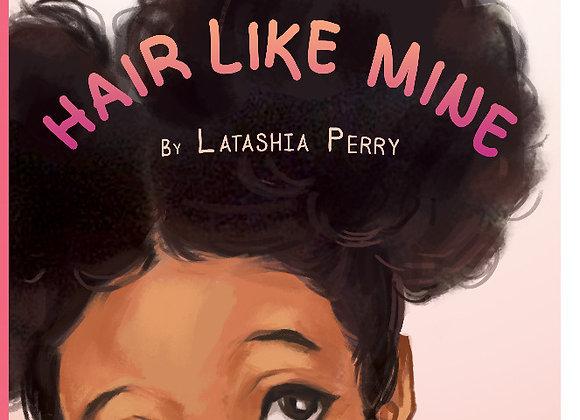 Hair Like Mine Book