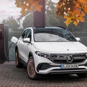 Novinka! Mercedes-Benz EQA