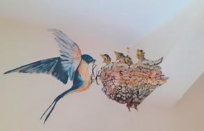 Swallows_The Bath Hotel_Elizabeth Victor