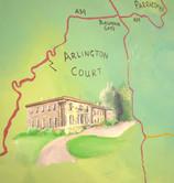 Arlington Court Heddon National Trust ma