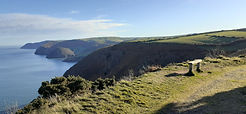 Lynmouth, Woody Bay headlands Exmoor.jpg