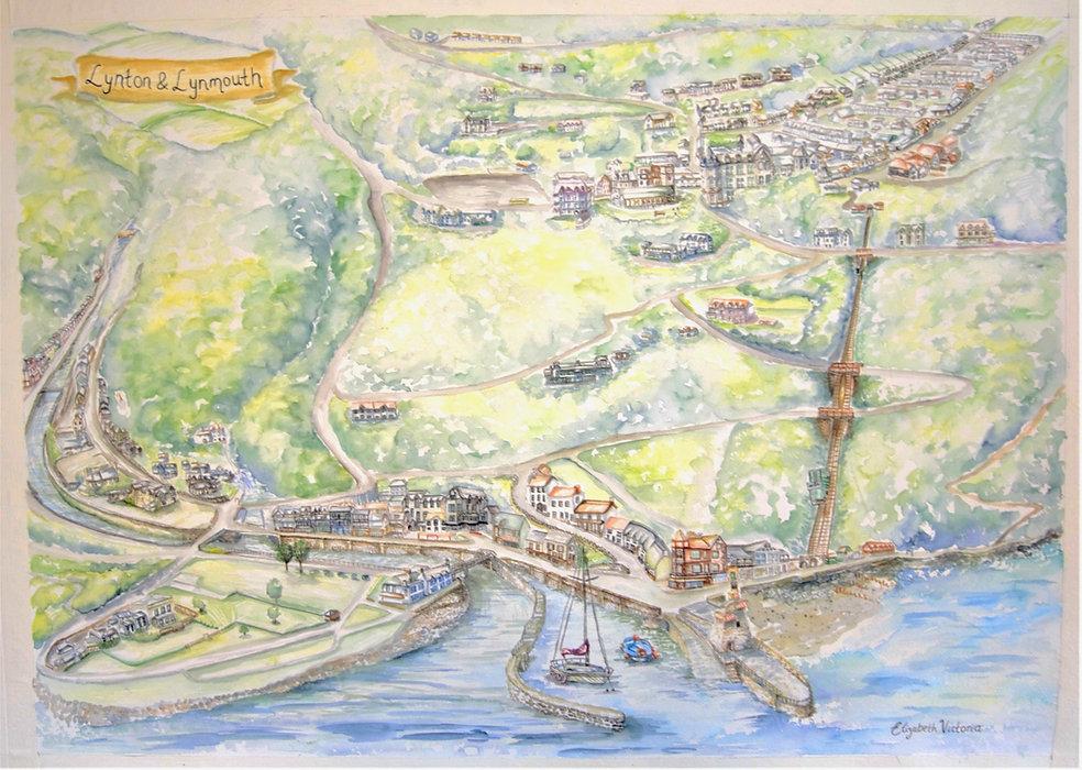 Llynton & Lynmouth illustrated map.jpg