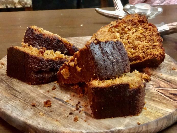 ginger cake forage feast Jason Broughton
