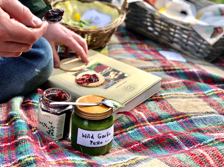 Foraging Feasting and Farm Adventures wi