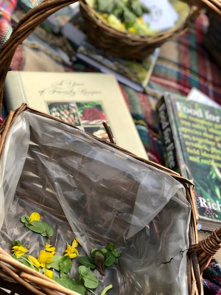 forage basket and book Jason Broughton.j