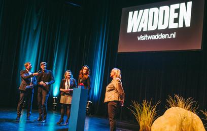Persbericht: Gezamenlijke lancering campagne VISIT WADDEN