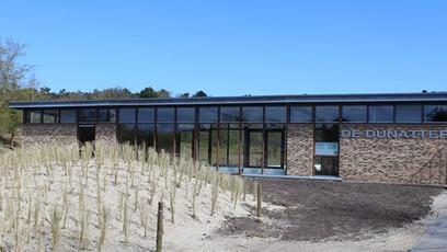Opening zwembad de Dunátter Schiermonnikoog