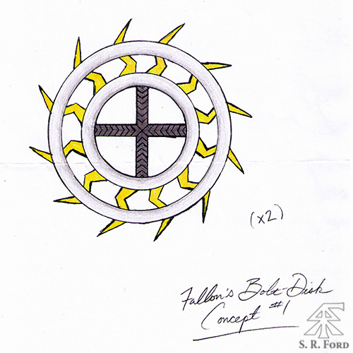 Bolt-Disk Concept