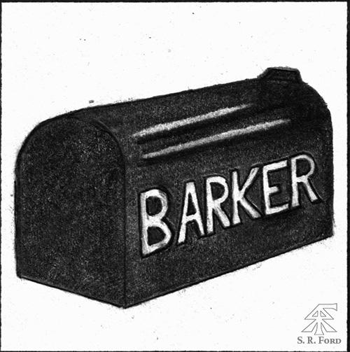 Mimgardr - Barker Mailbox