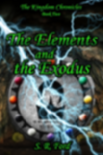 The Elements and the Exodus cover by s r ford author books