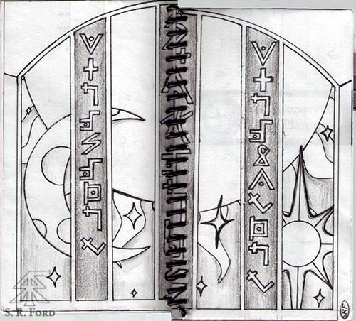 Ryel Temple Doors Concept