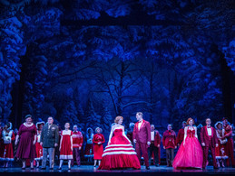 White Christmas at the Ordway