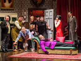 The Play That Goes Wrong (National Tour)