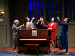 Calendar Girls at Park Square Theater