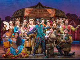Something Rotten! National Tour