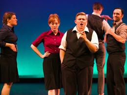Transatlantic Love Affair's 105 Proof at the Illusion Theater