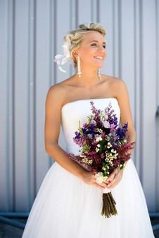 Svadba, nevesta, svadobne saty