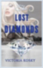 The Lost Diamonds, FINAL# Copy Blue2 72d