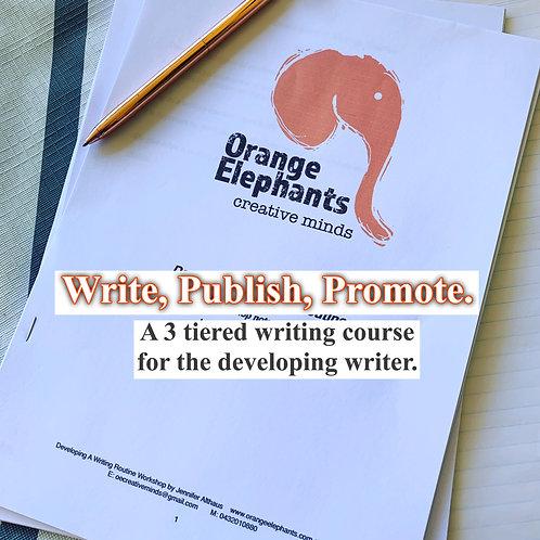 Level 1 Write Course