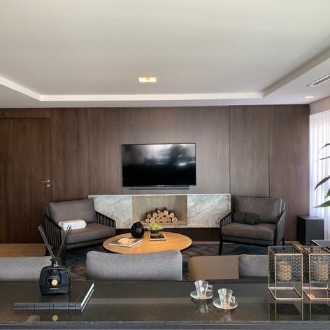 Apartamento AR • Projeto: Ambidestro • Gerenciamento: Lara Litwin GA