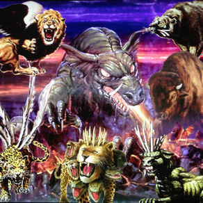 Revelation 17 - The Beast that was and is not and yet is...