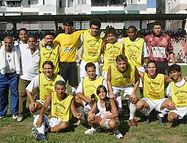 Emílio Orciolo - Alan BBB - Thiago Martins -  Fernando Viana -Nelson Freitas - Deley - Daniel Erthal - José Loreto - Carlos Filé