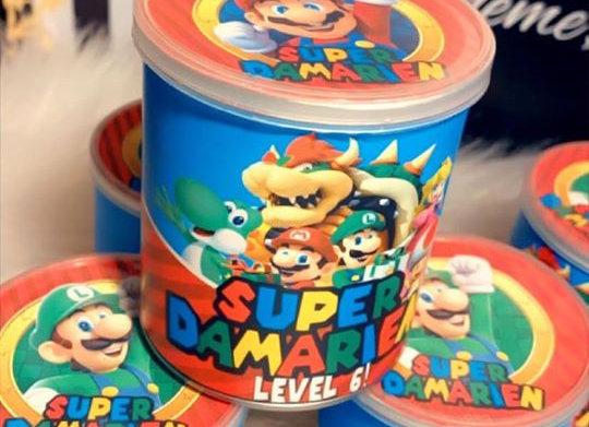 Custom Pringles