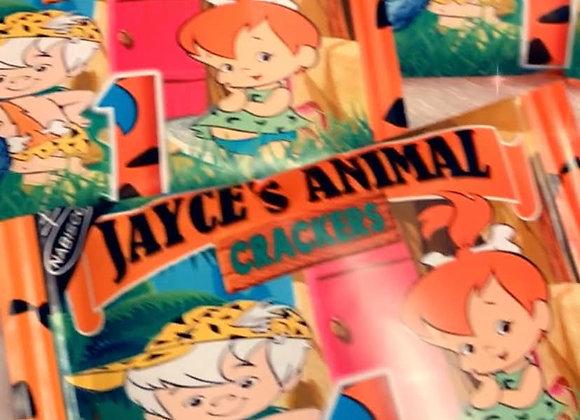 Custom Animal Crackers