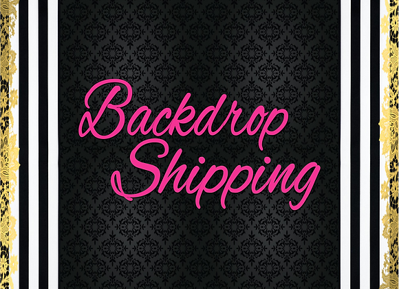 Add Backdrop Shipping