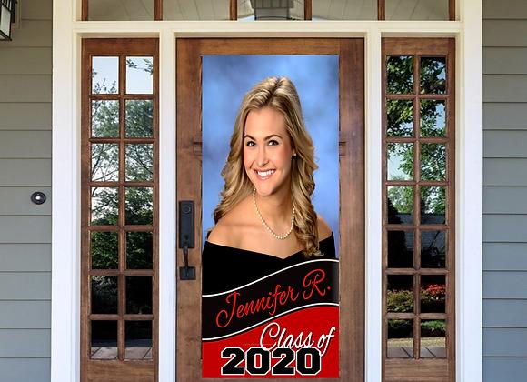 Custom Door Banners