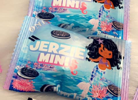Custom Oreo Minis