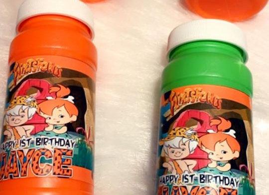 Custom Bubbles (4oz)