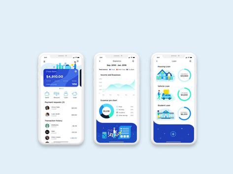 Finance UI