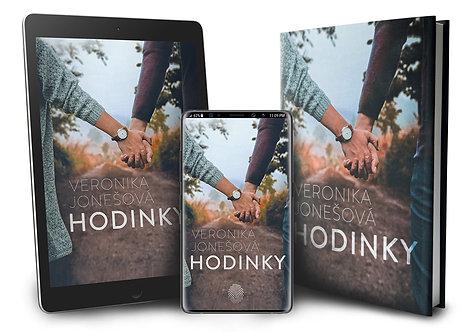 KNIHA HODINKY + E-KNIHA HODINKY