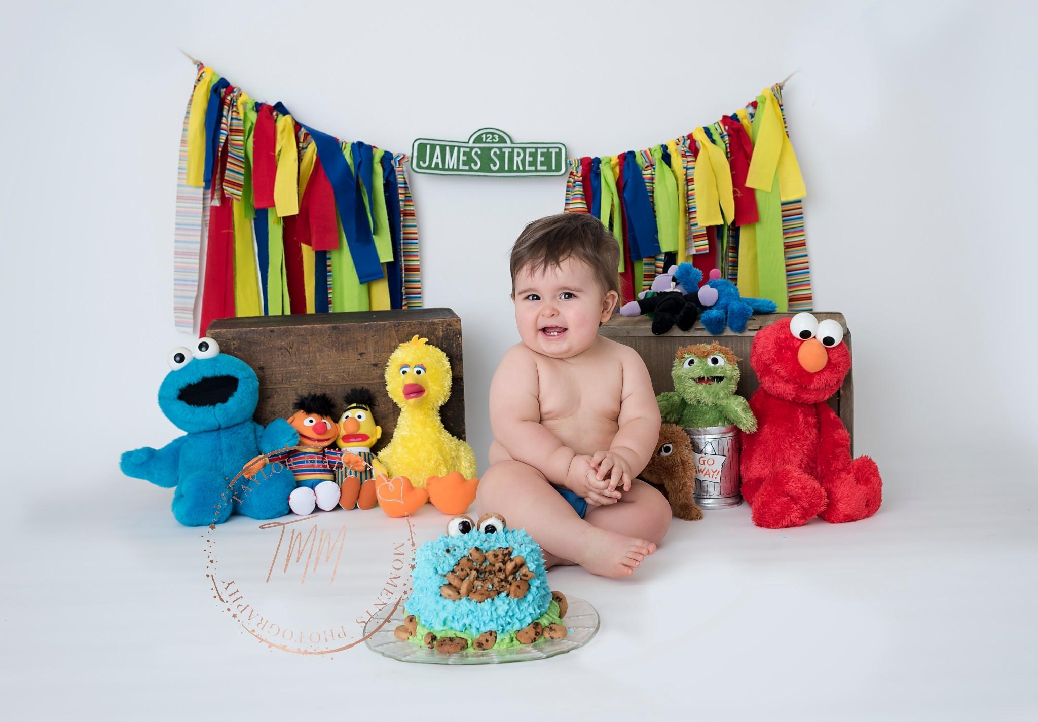 First Birthday/Cake Smash Session