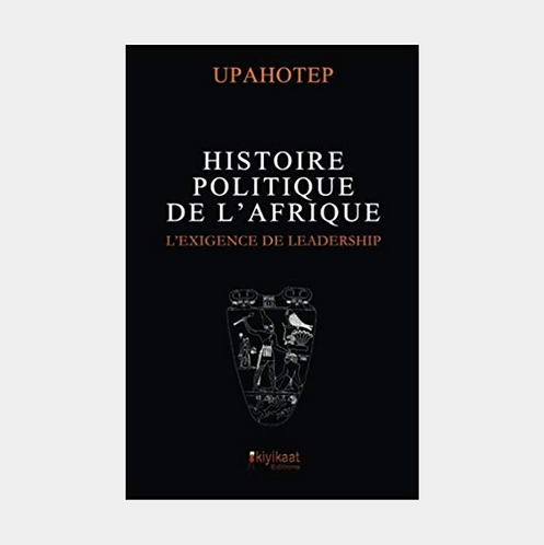 Histoire Politique de l'Afrique