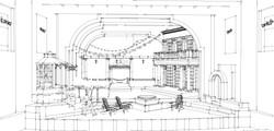 LLL Model line sketch
