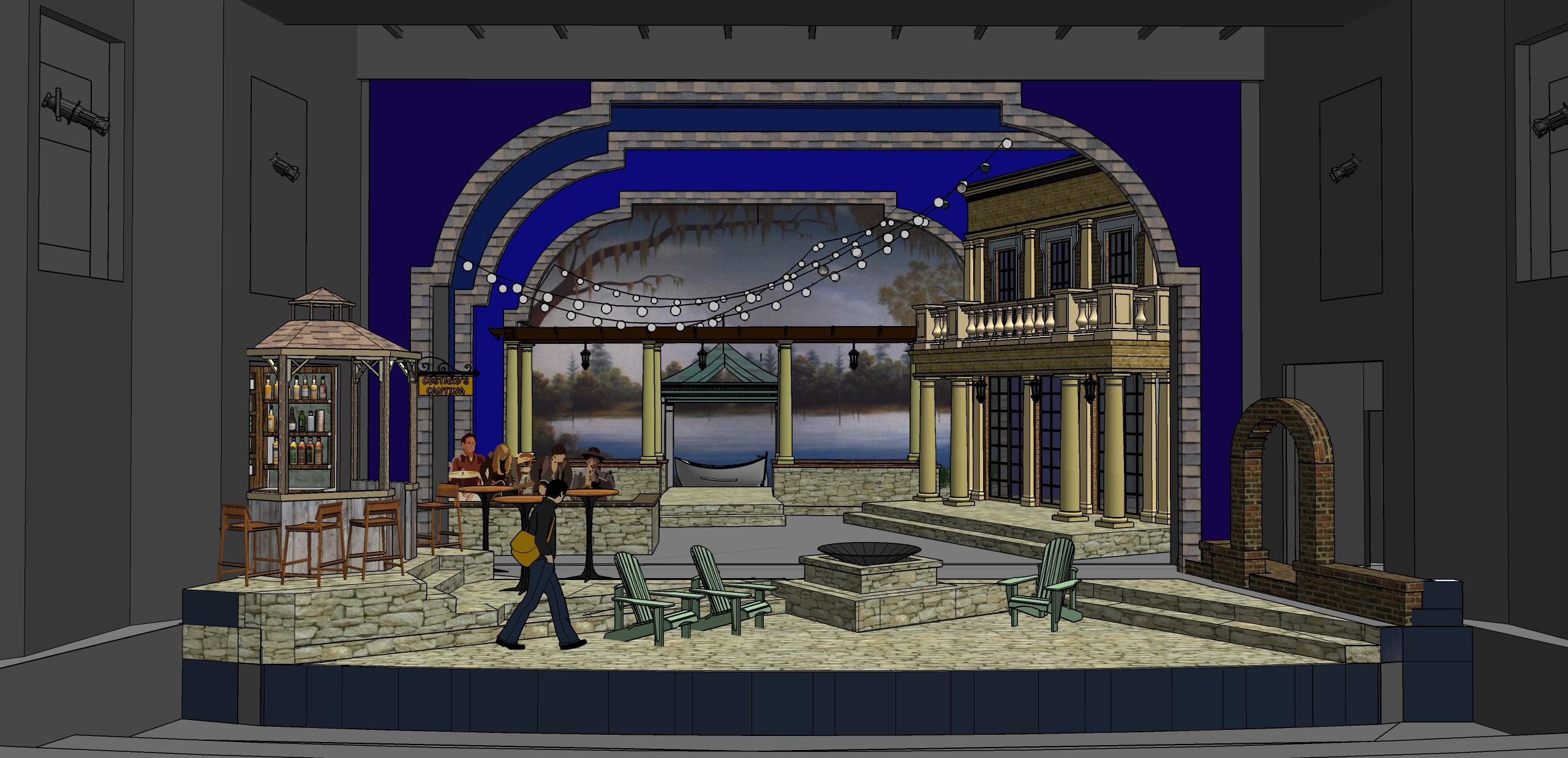 Sketchup LLL Model image
