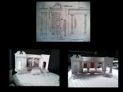Elevations, early conceptual models