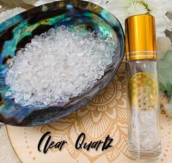 Clear Quartz $4