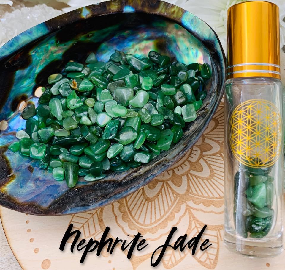 Nephrite Jade $5