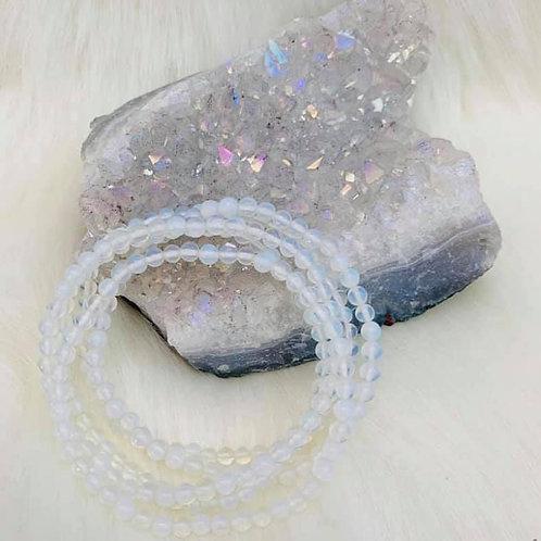 Opalite Bracelet 4mm