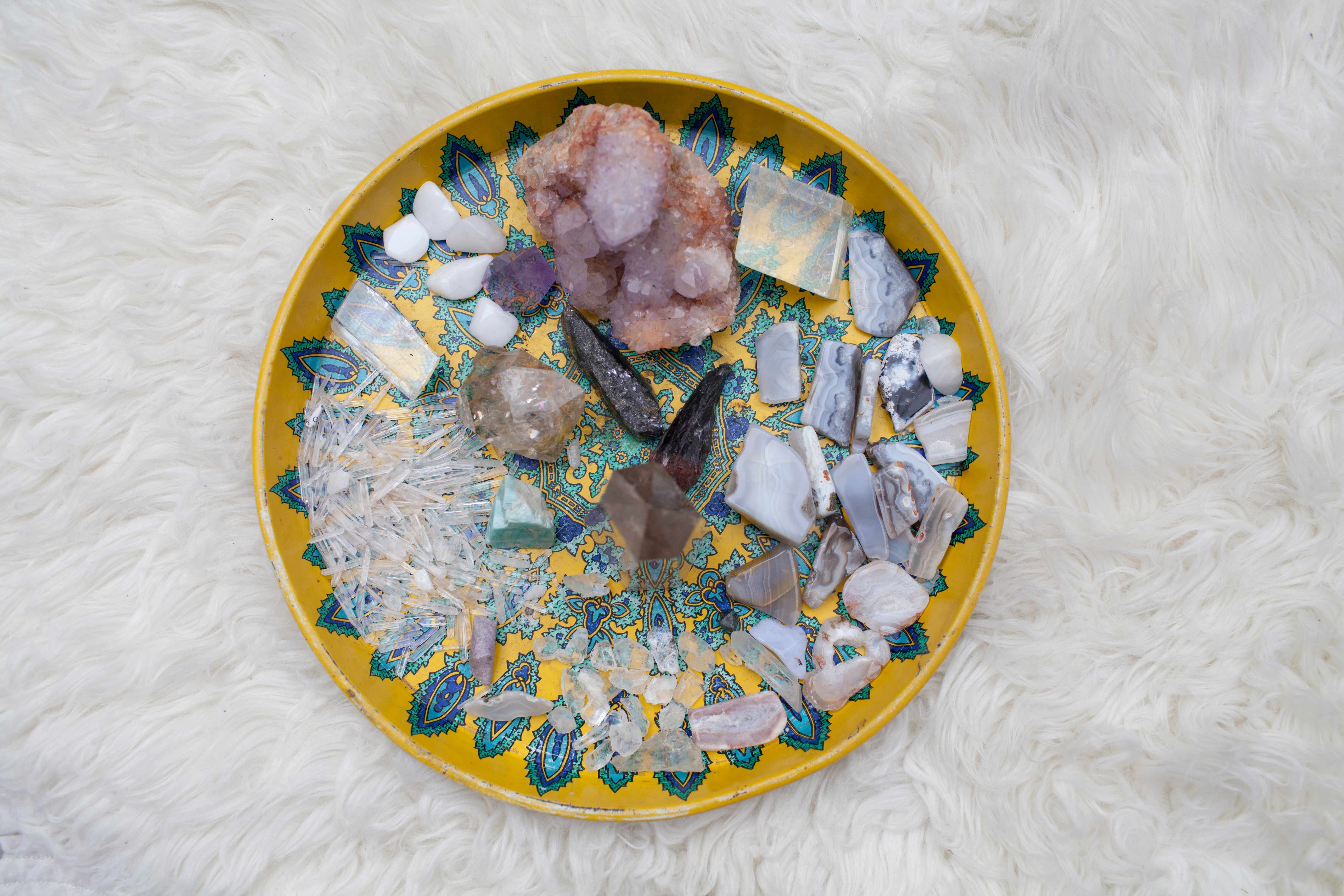 Crystal Reading~ Phone Session