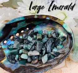 Emerald Large $6