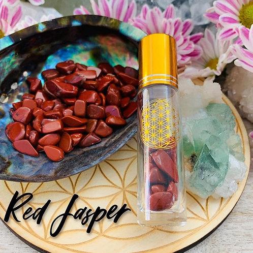 Red Jasper Chips 3oz
