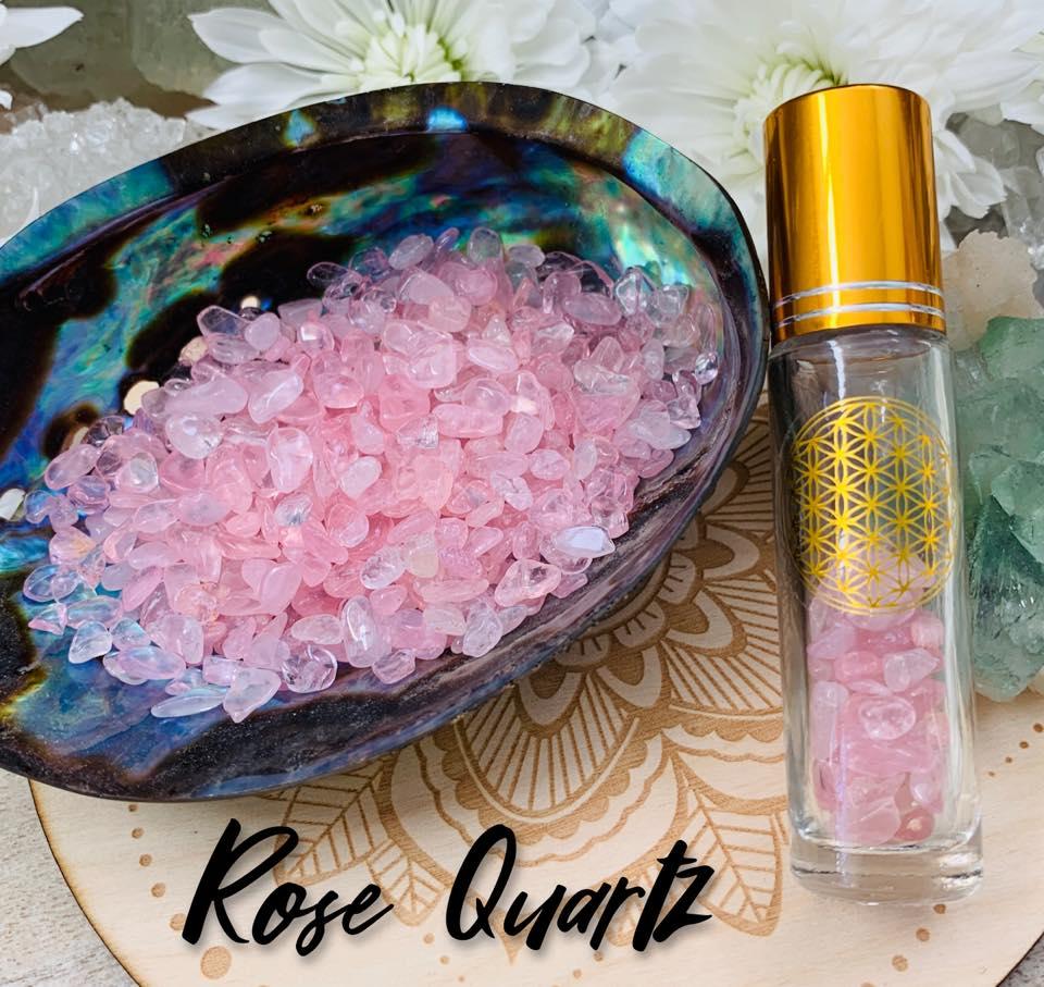 Rose Quartz $4