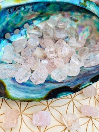Raw Imperial Topaz Crystal 10 carat
