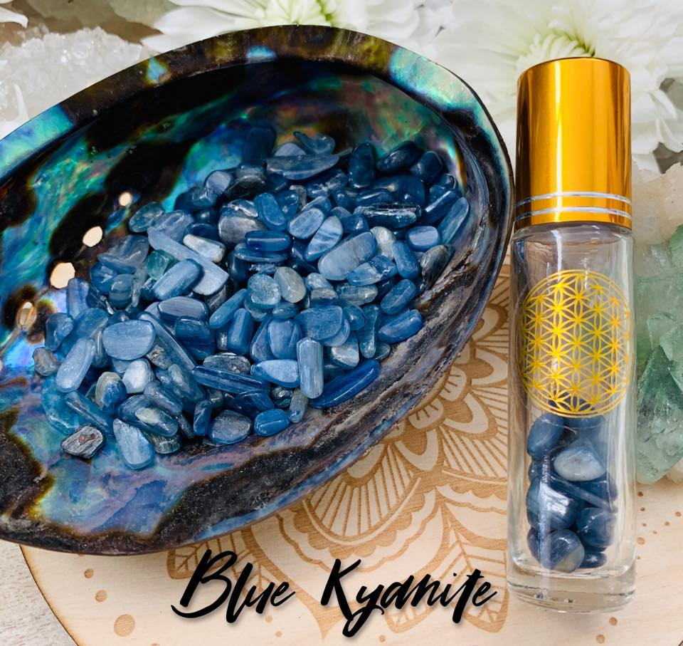 Blue Kyanite $6