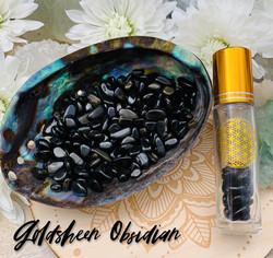 Goldsheen Obsidian $3