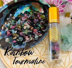 Rainbow Tourmaline $12